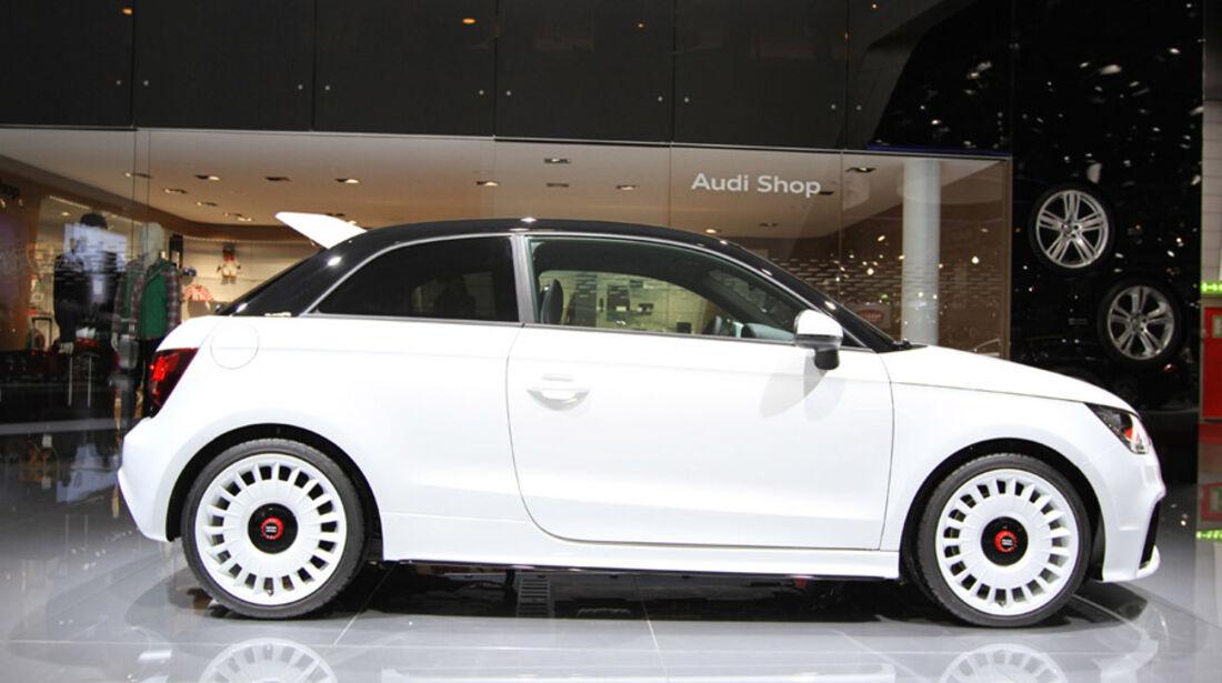 Audi A1 quattro Auto-Salon Genf 2012
