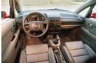 Audi A2, Cockpit