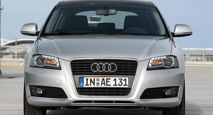 Audi A3 99 Gramm CO2-Ausstoß