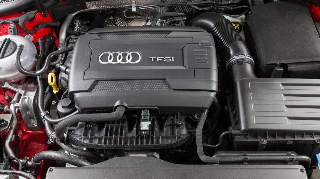 Audi A3 Cabrio 1.8 TFSI, Motor
