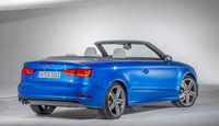 Audi A3 Cabrio, Heckansicht