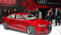 Audi A3 Concept, Messe, Genf, 2011