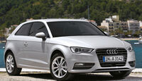 Audi A3, Frontansicht