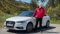 Audi A3 Limousine, Ralph Alex, Frontansicht