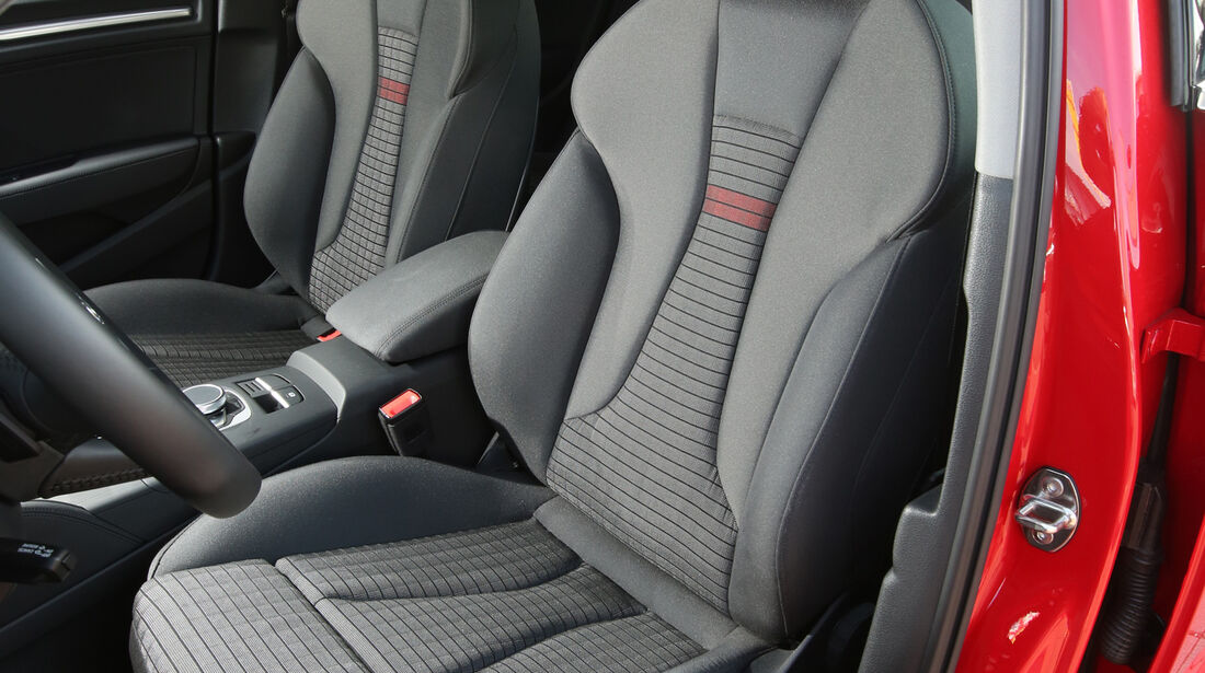 Audi A3 Sportback 1.0 TFSI, Fahrersitz