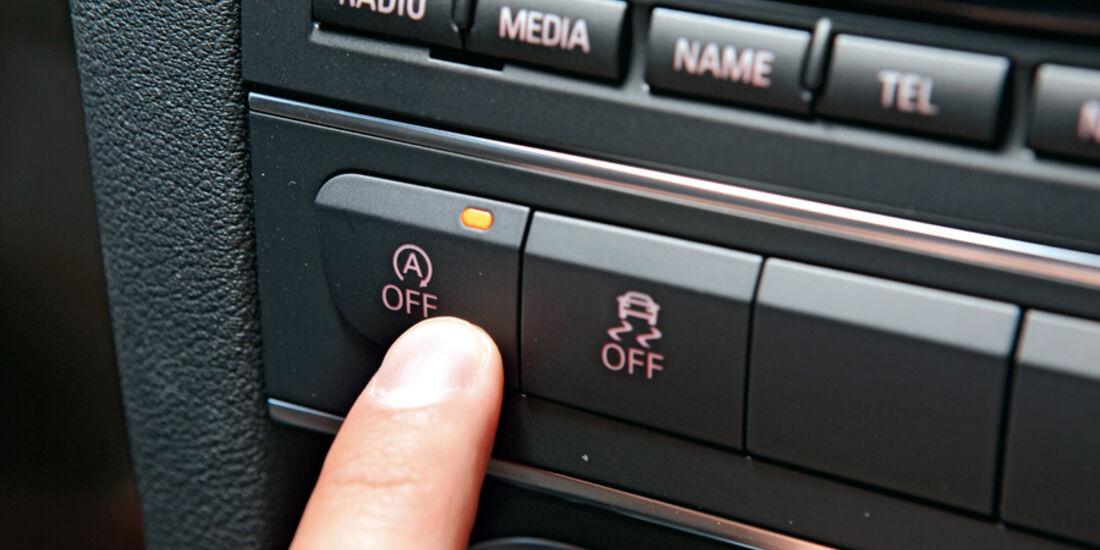 Audi A3 Sportback 1.4 TFSI, Schalter, Detail