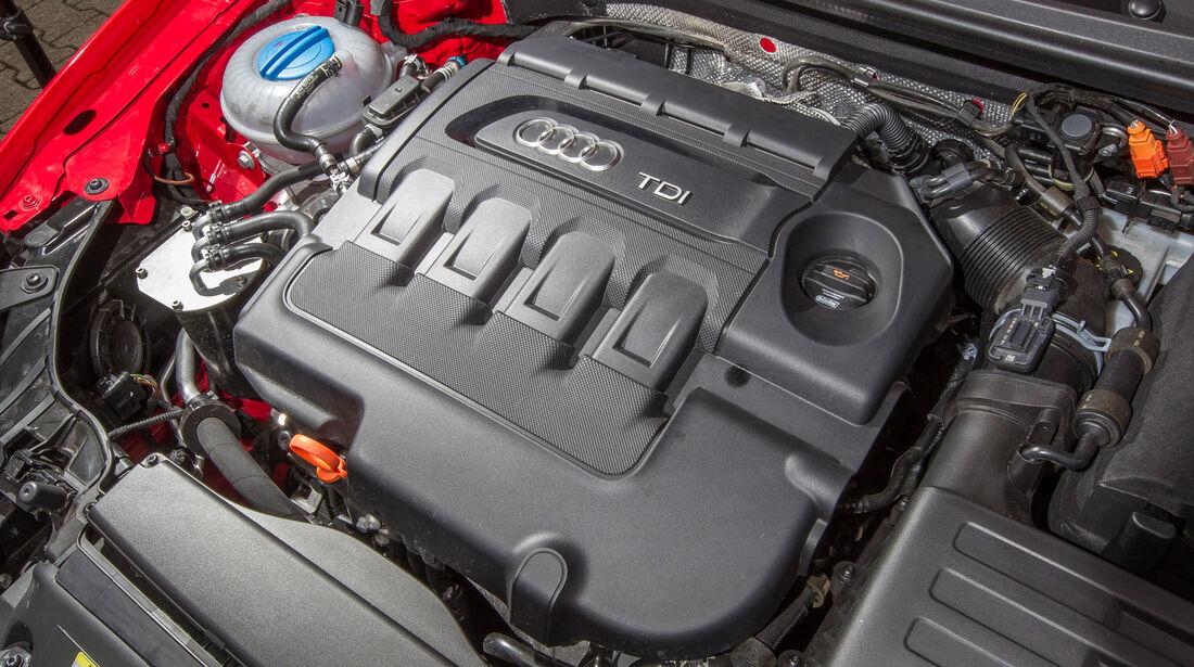 Audi A3 Sportback 1.6 TDI, Motor