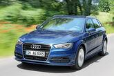 Audi A3 Sportback g-tron, Frontansicht