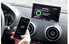 Audi A3 e-tron, Infotainment