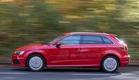 Audi A3 e-tron, Seitenansicht