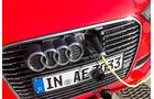 Audi A3 e-tron, Stromanschluss