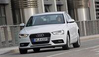Audi A4 1.8 TFSI, Frontansicht