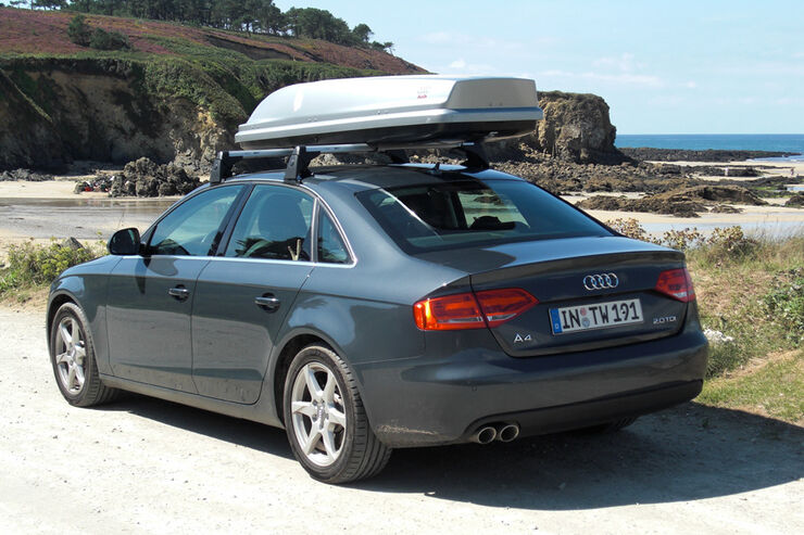 audi a4 2 0 tdi im test auto motor und sport. Black Bedroom Furniture Sets. Home Design Ideas