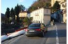 Audi A4 2.0 TDI, San Bernhardino, Rückansicht