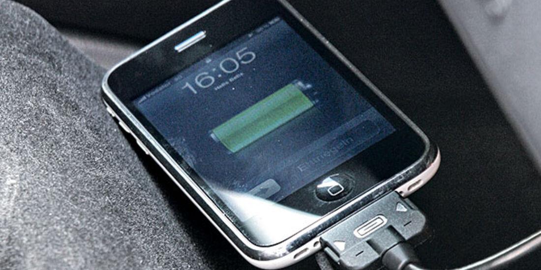 Audi A4 Avant 1.8 TFSI, MP3-Schnittstelle