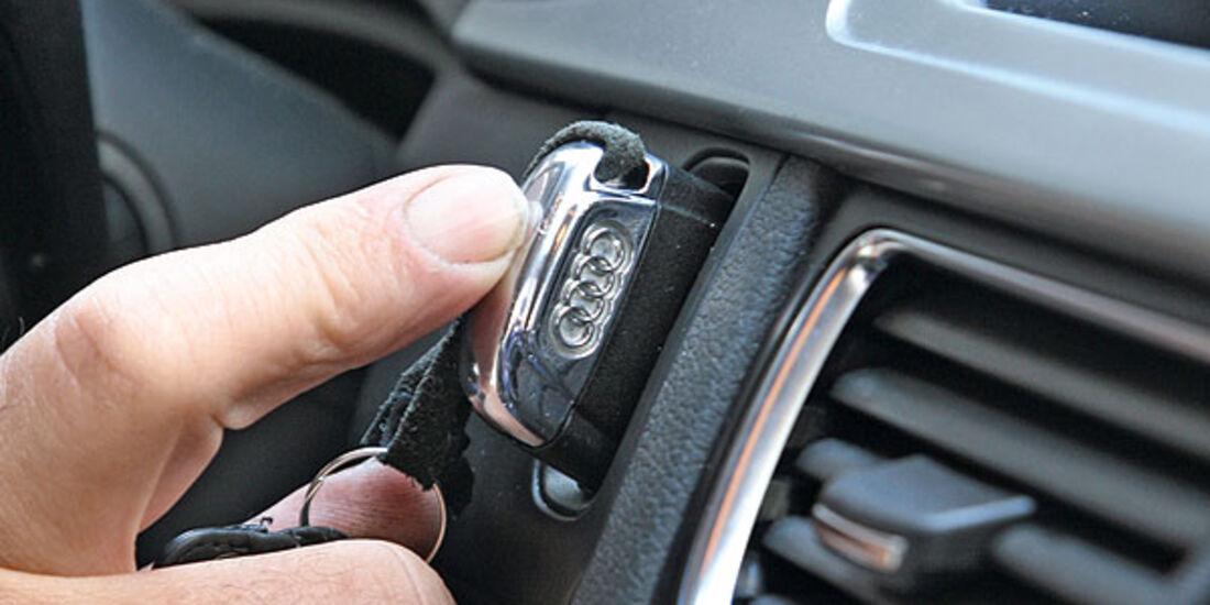 Audi A4 Avant 1.8 TFSI, Zündschloss