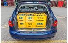 Audi A4 Avant 2.0 TDI, Kofferraum, Kisten
