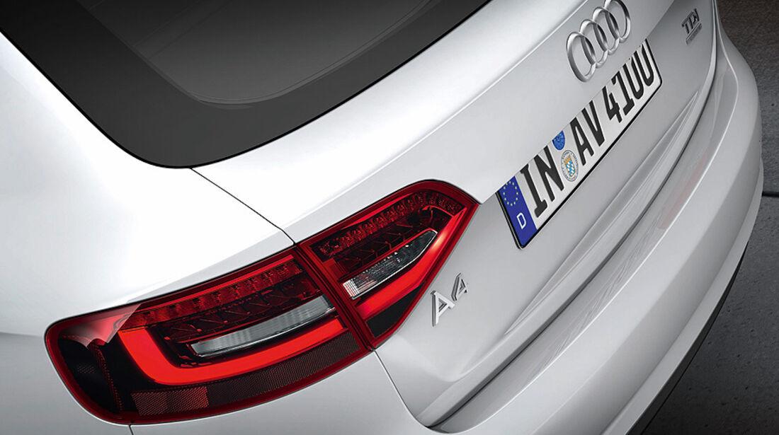 Audi A4 Avant, Rücklicht