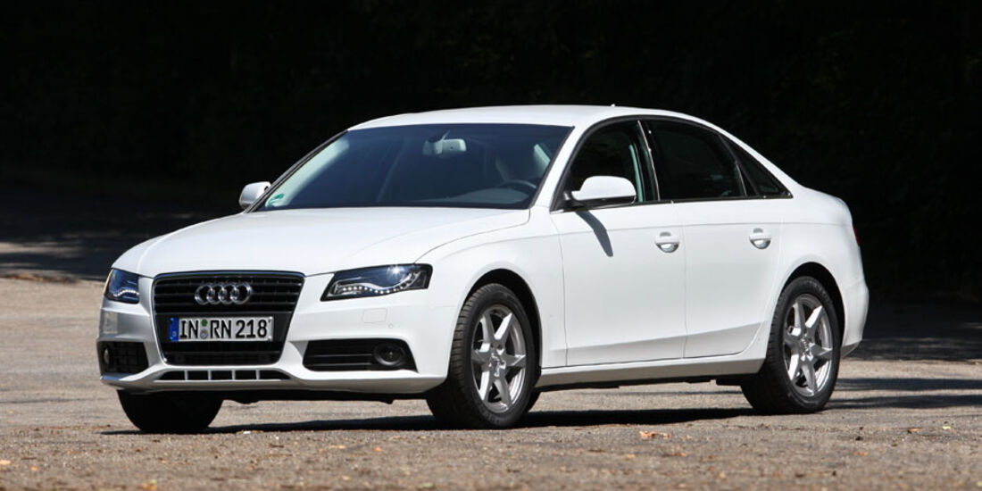 Audi A4 Kaufberatung, Limousine