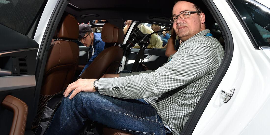 Audi A4 Langversion China