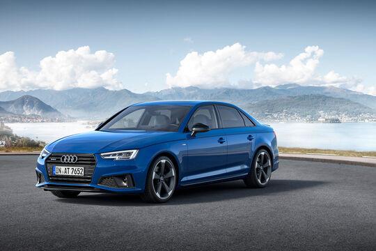 Audi, A4, Limousine, 2018