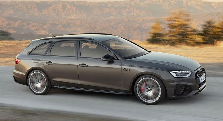 Audi A4/S4 Facelift