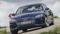 Audi A5 2.0 TDI Front