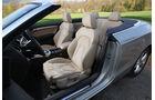 Audi A5 2.0 TFSI Cabrio, Fahrersitz