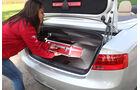 Audi A5 2.0 TFSI Cabrio, Kofferraum