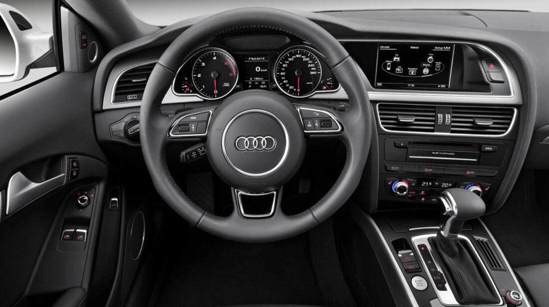 Audi A5, 2012, Facelift, Coupé