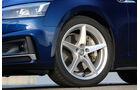 Audi A5 Coupé 2.0 TFSI Quattro, Rad, Felge