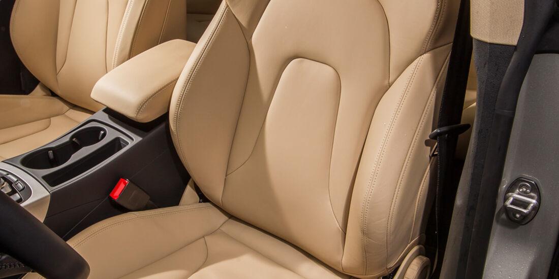 Audi A5 Sportback 3.0 TFSI, Fahrersitz