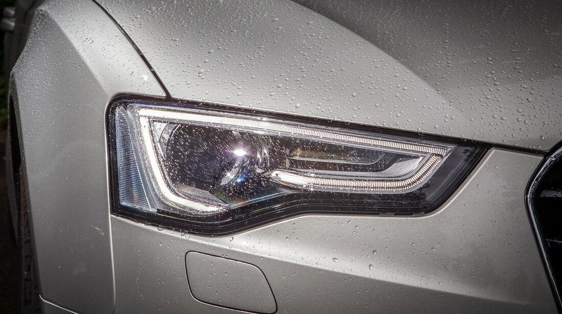Audi A5 Sportback 3.0 TFSI, Frontscheinwerfer