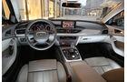 Audi A6 2.0 TDI, Cockpit, Inneraum