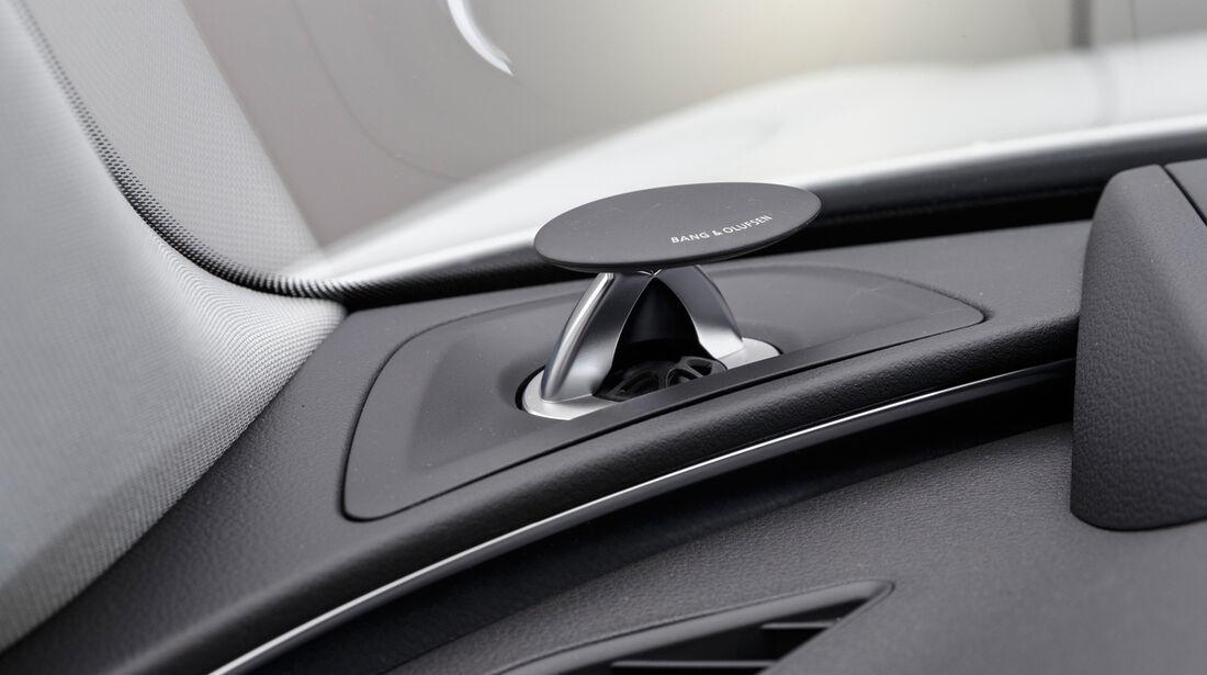 Audi A6 3.0 TDI Quattro, Lautsprecher