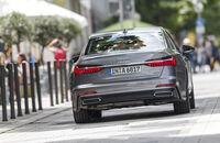 Audi A6 50 TDI Quattro Extrerieur
