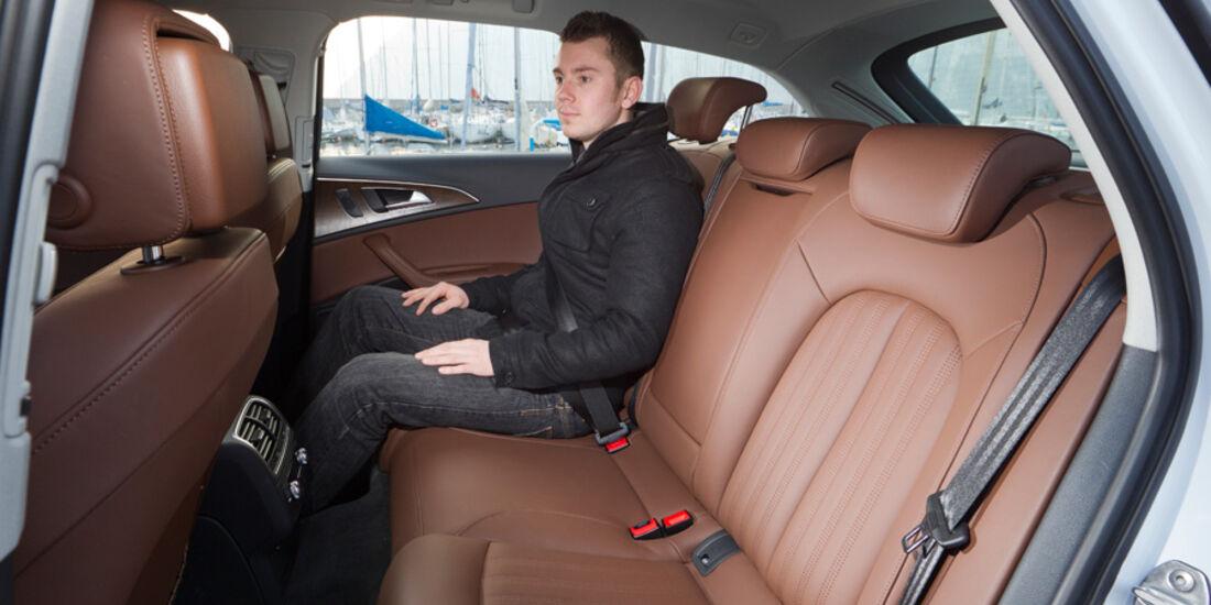 Audi A6 A6 Avant 2.0 TFSi, Fond