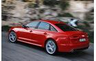 Audi A6/ A7, Seitenansicht