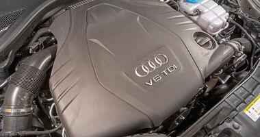Audi A6 Avant 3.0 TDI Quattro, Motor