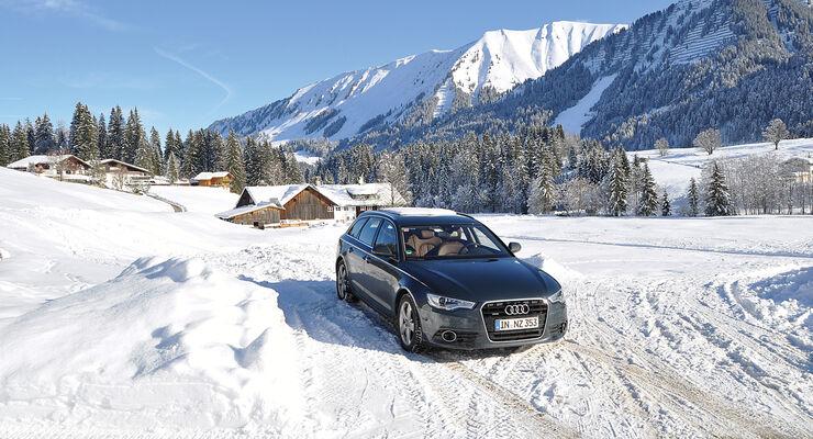 Audi A6 Avant 3.0 TDI Quattro, Österreich