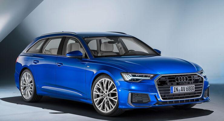Audi Gebrauchtwagen Umweltprämie 2018 : audi a6 avant c8 2018 motor marktstart bilder preis ~ Kayakingforconservation.com Haus und Dekorationen