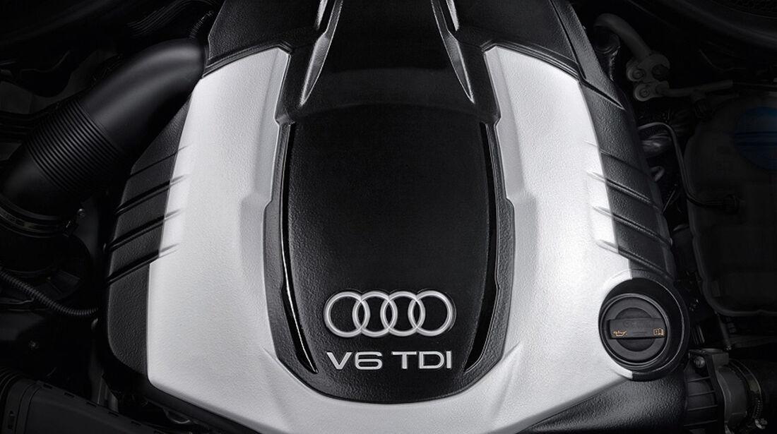 Audi A6 Avant Motor