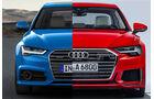 Audi A6 C8 alt neu (2018)