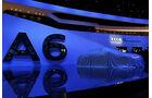 Audi A6, Detroit Motor Show, Rundgang