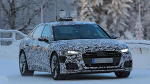 Audi A6 Erlkönig