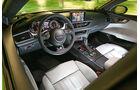 Audi A7 Sportback 3.0 TDI Quattro, Cockpit