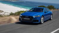 Audi A7 Sportback Fahrbericht