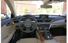 Audi A7 Sportback, Innenraum, Cockpit