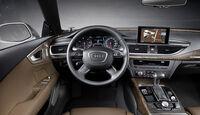 Audi A7 Sportback, Innenraum