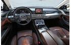 Audi A8 3.0 TDI Quattro, Cockpit